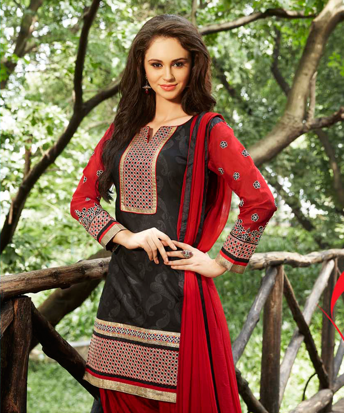 a27188f08e Grey Maroon Patiala Semi Stitched Salwar Kameez - Online Shopping India ...