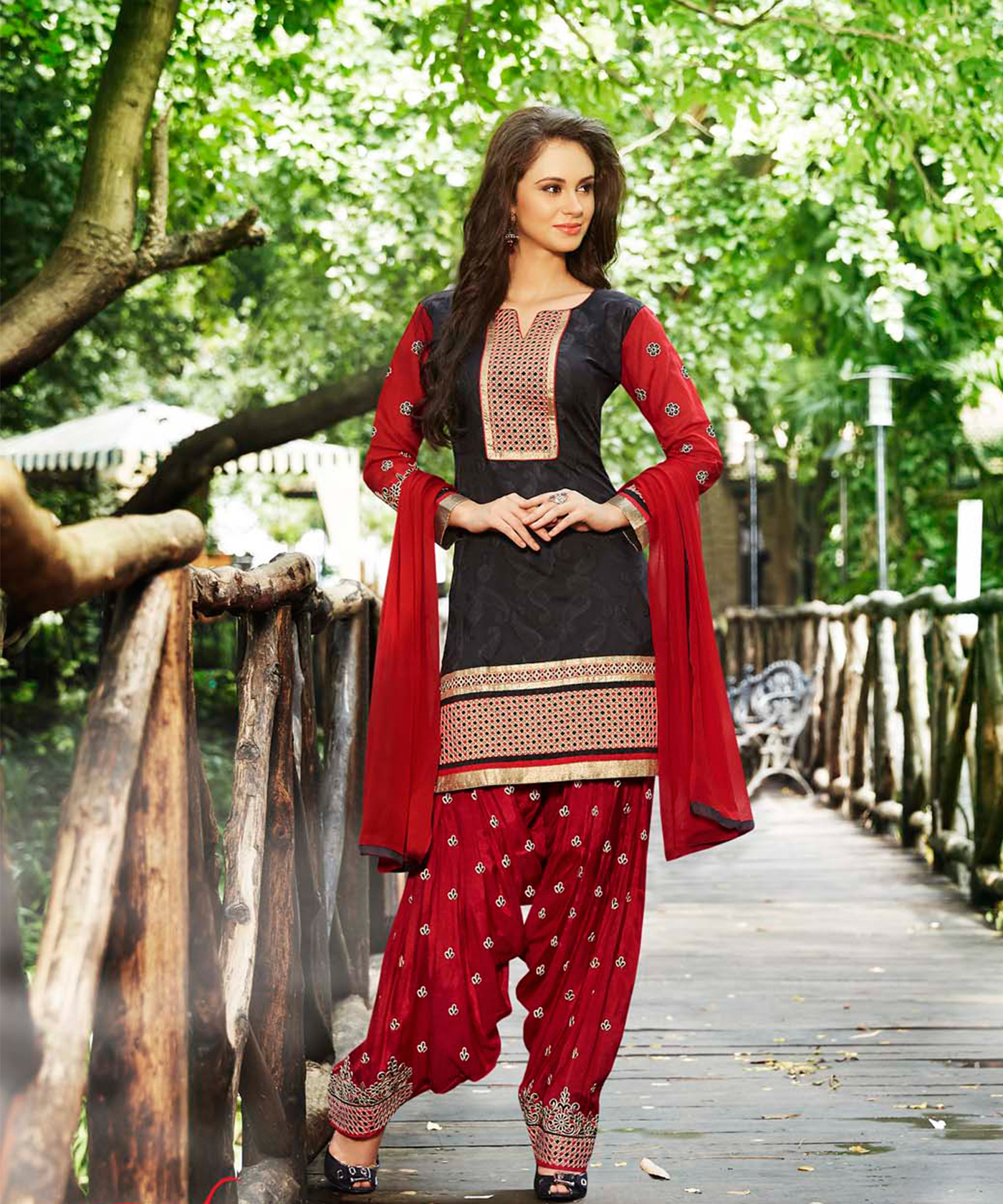 Latest fashion in punjab 9