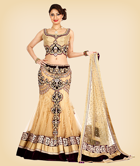 Lehenga Choli - Online Shopping India
