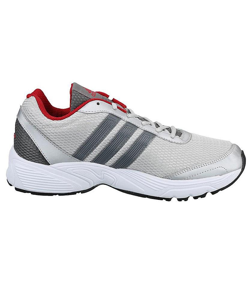 8451a5dacb63f8 Online Shopping India - Adidas MeshTextile GREY Shoes